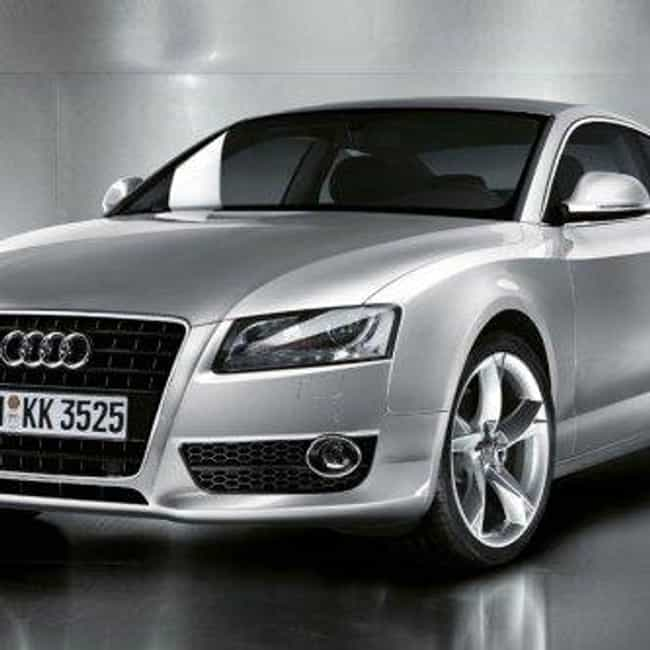 2008 Audi A5 is listed (or ranked) 2 on the list The Best Audi A5s of All Time