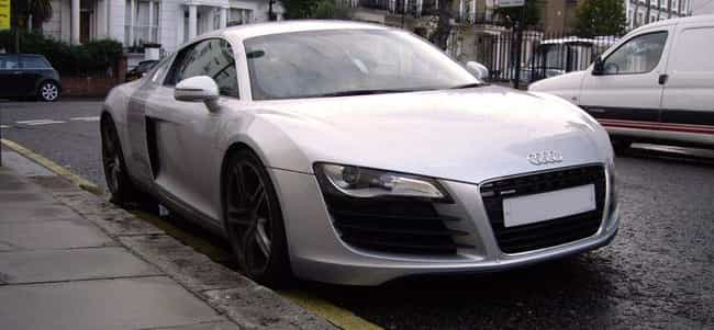 2008 Audi R8 is listed (or ranked) 8 on the list All Transformers Cars