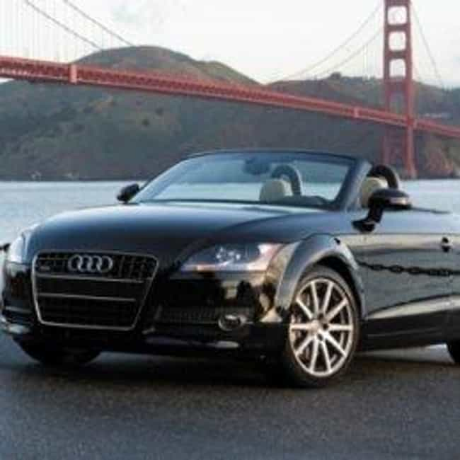 2008 Audi TT Roadster is listed (or ranked) 3 on the list The Best Audi TTs of All Time
