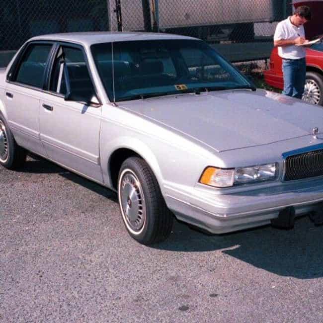 1988 Buick Century Sedan is listed (or ranked) 2 on the list List of 1988 Buicks