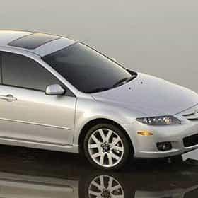2008 Mazda Mazda6 Sedan