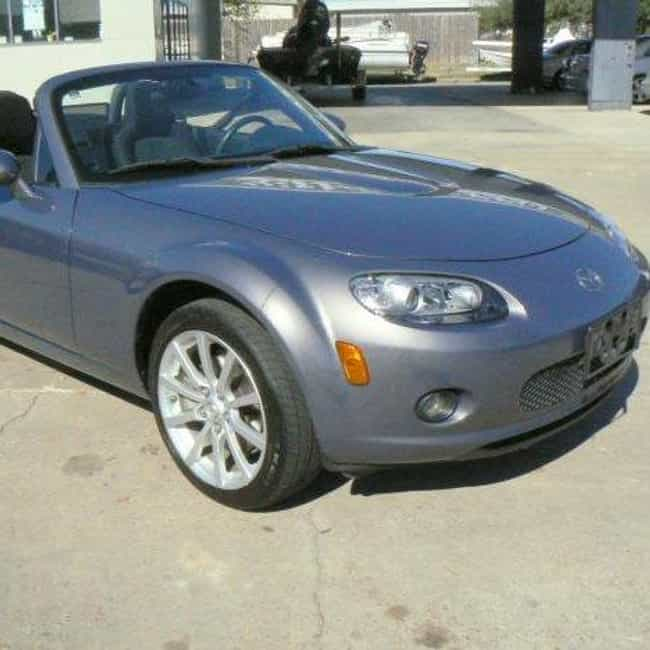 2008 Mazda MX-5 is listed (or ranked) 4 on the list The Best Mazda MX-5s of All Time