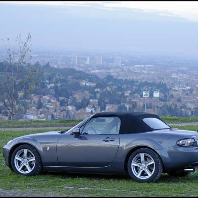2007 Mazda MX-5 is listed (or ranked) 3 on the list The Best Mazda MX-5s of All Time