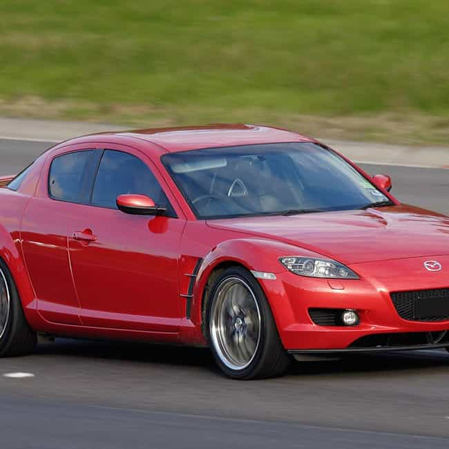 2008 Mazda RX-8 is listed (or ranked) 2 on the list The Best Mazda RX-8s of All Time