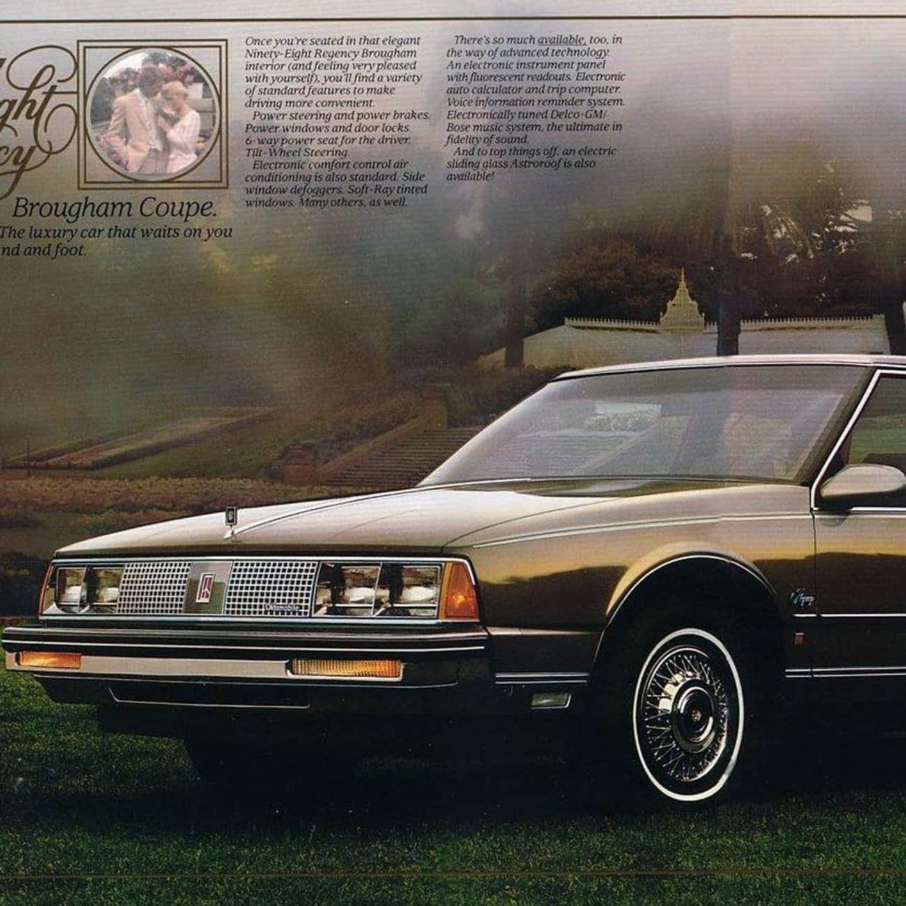 1989 Buick Electra Coupé is listed (or ranked) 4 on the list List of 1989 Buicks