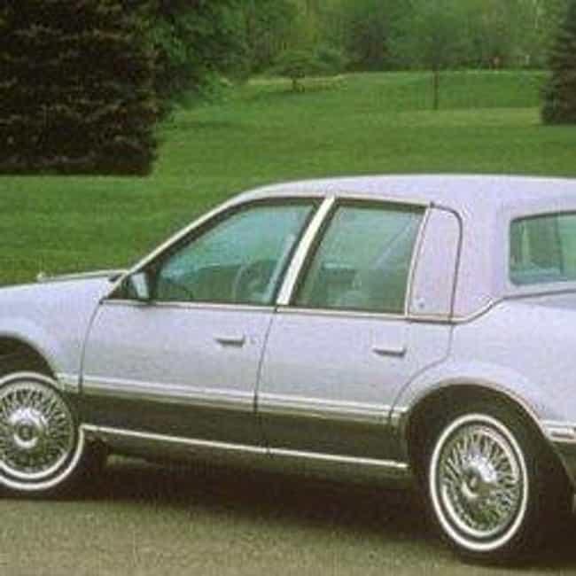 1990 Buick Skylark Sedan... is listed (or ranked) 3 on the list The Best Buick Skylarks of All Time