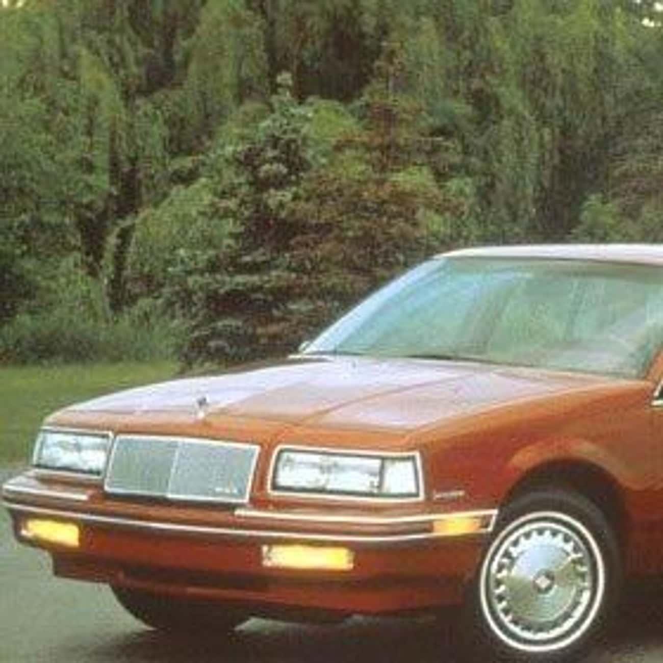 1991 Buick Skylark Sedan