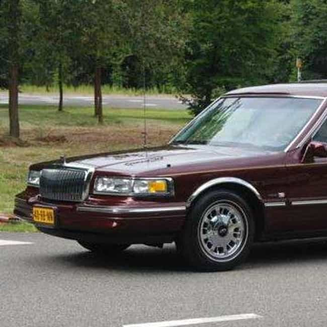 1990 Buick Coachbuilder is listed (or ranked) 4 on the list List of 1990 Buicks
