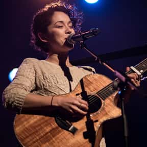 Kina Grannis is listed (or ranked) 21 on the list The Greatest Ukulele Players of All Time