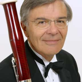 Milan Turković is listed (or ranked) 2 on the list The Greatest Bassoonists of All Time