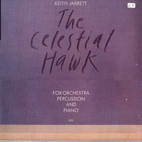 The Celestial Hawk is listed (or ranked) 22 on the list The Best Keith Jarrett Albums of All Time
