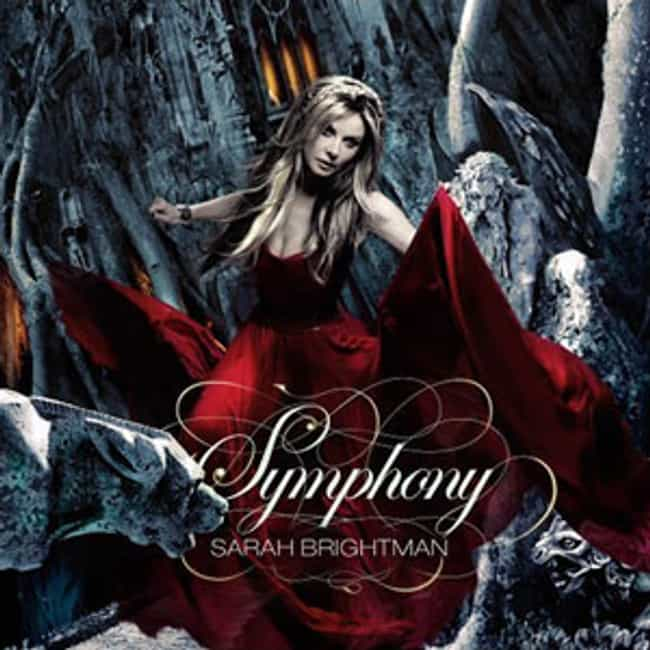 Symphony is listed (or ranked) 1 on the list The Best Sarah Brightman Albums of All Time