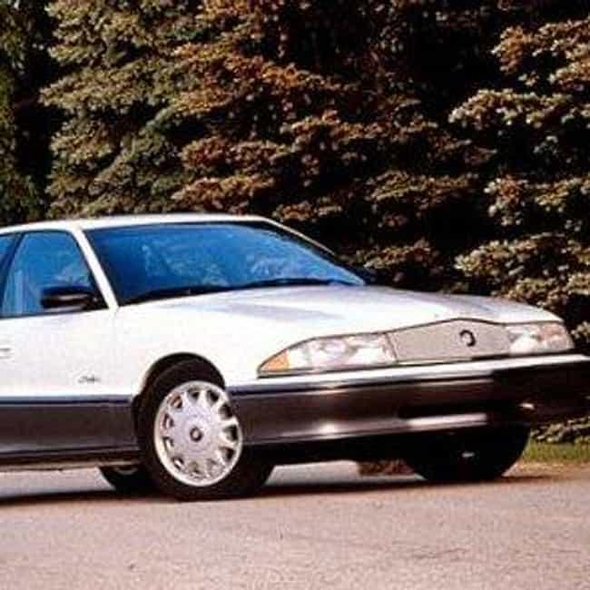 1993 Buick Skylark Sedan... is listed (or ranked) 4 on the list The Best Buick Skylarks of All Time