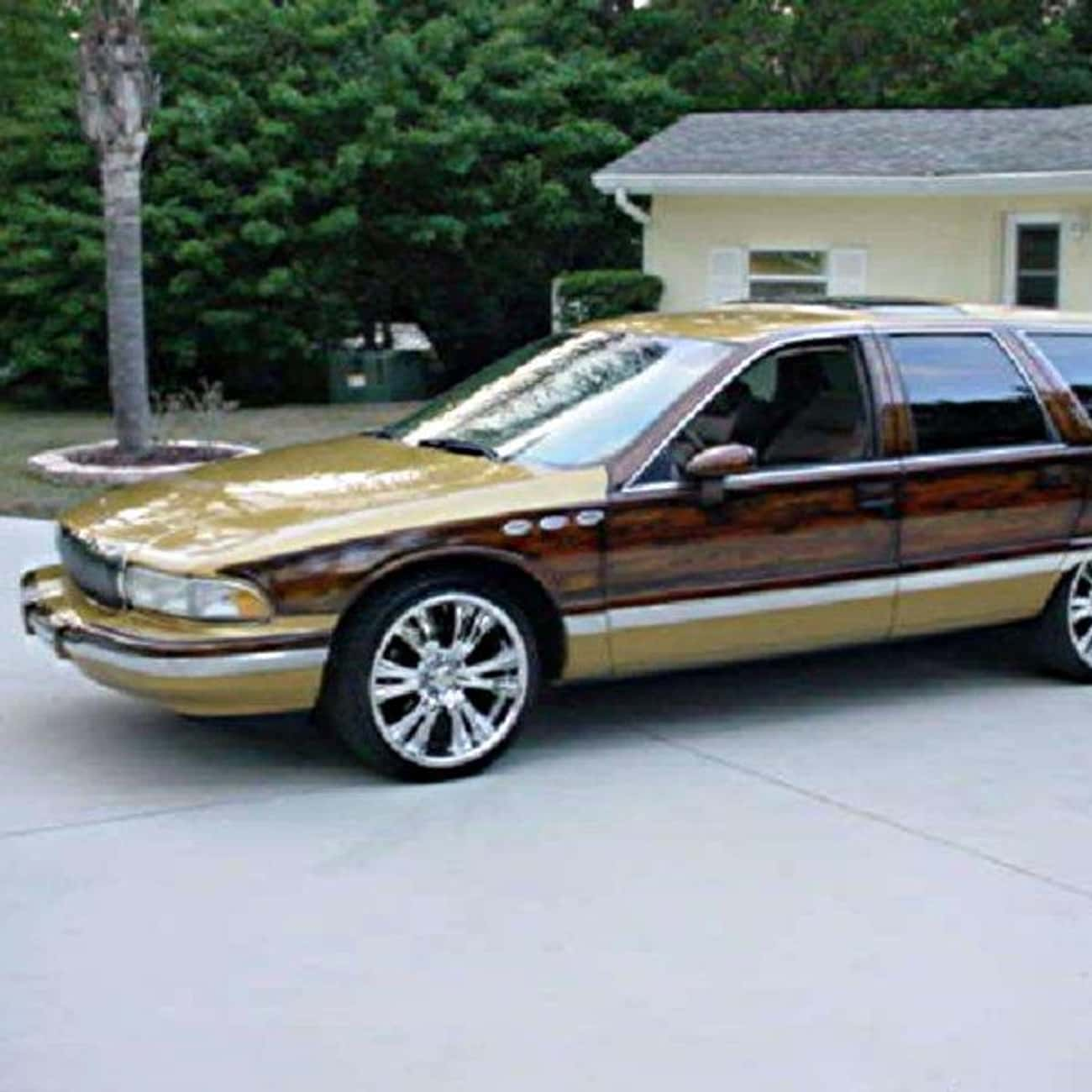 1993 Buick Coachbuilder is listed (or ranked) 4 on the list List of 1993 Buicks