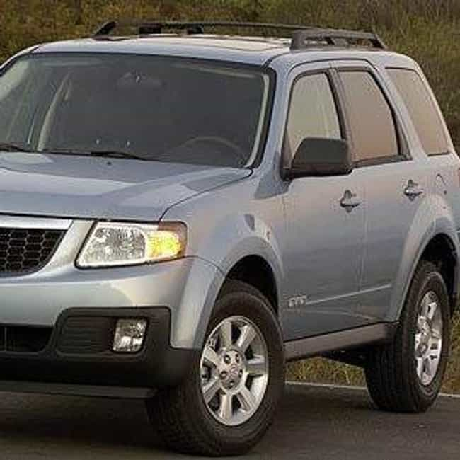 2008 Mazda Tribute is listed (or ranked) 1 on the list The Best Mazda Tributes of All Time