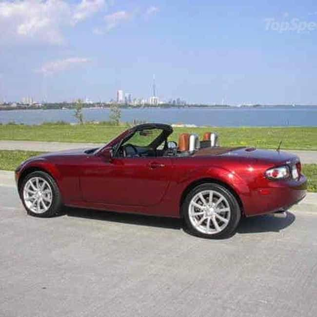 2006 Mazda MX-5 is listed (or ranked) 1 on the list The Best Mazda MX-5s of All Time