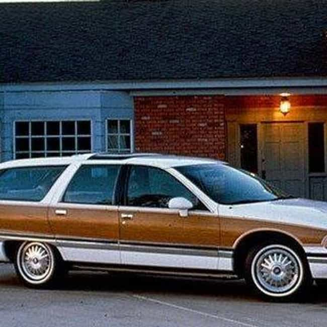 1995 Buick Coachbuilder is listed (or ranked) 4 on the list List of 1995 Buicks