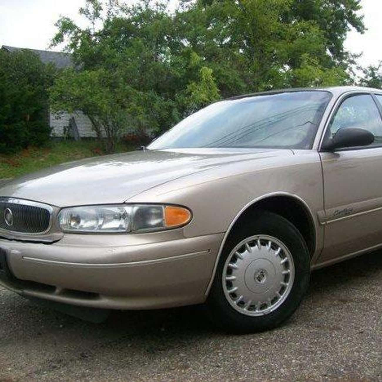 1999 Buick Century is listed (or ranked) 1 on the list List of 1999 Buicks