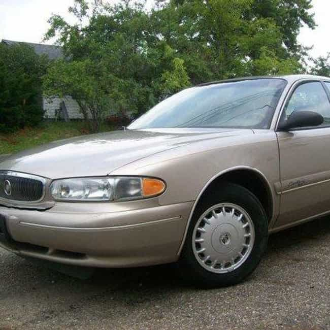 Buick Vehicles List: List Of All 1999 Buick Cars
