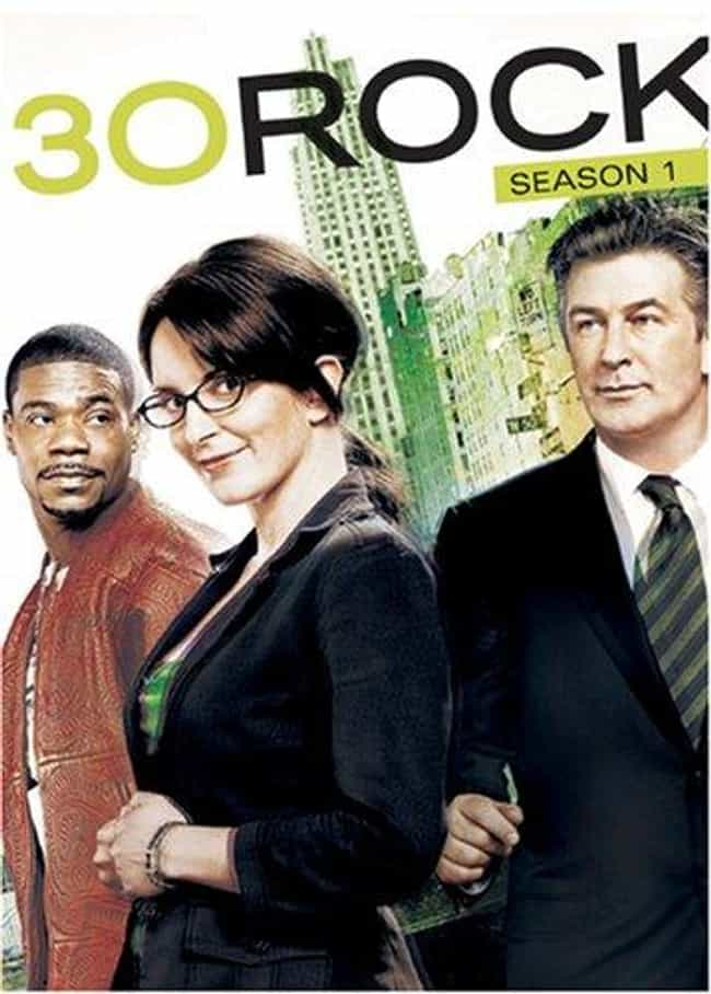 30 Rock - Season 1 is listed (or ranked) 4 on the list What Is The Best Season of 30 Rock?