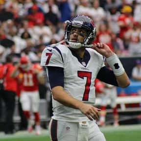 Brian Hoyer is listed (or ranked) 13 on the list The Best New England Patriots Quarterbacks of All Time
