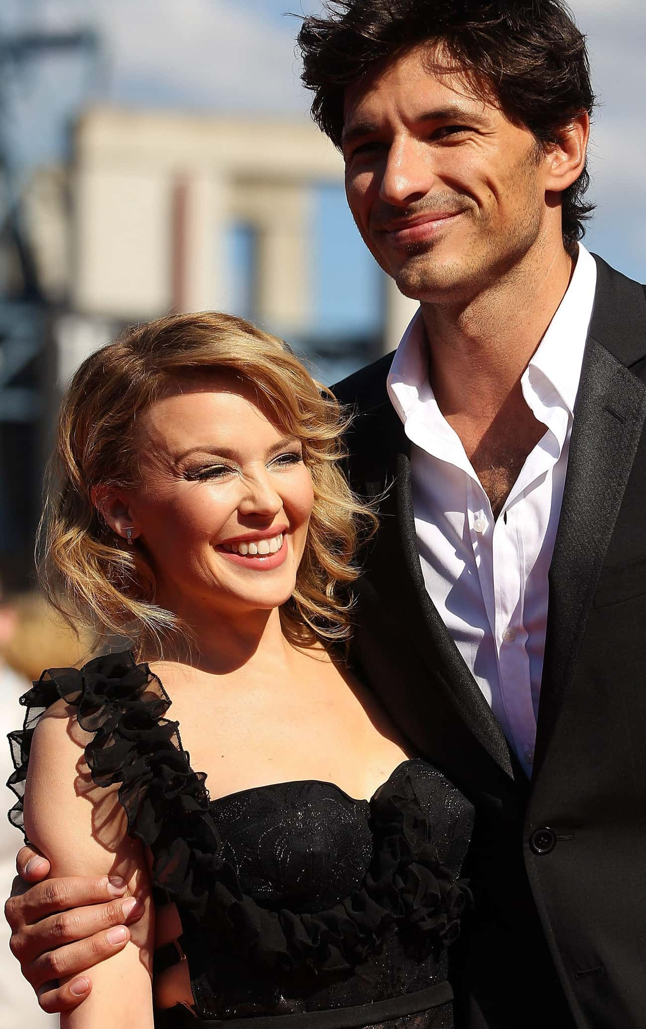 Andrés Velencoso is listed (or ranked) 3 on the list Men Who Kylie Minogue Has Dated