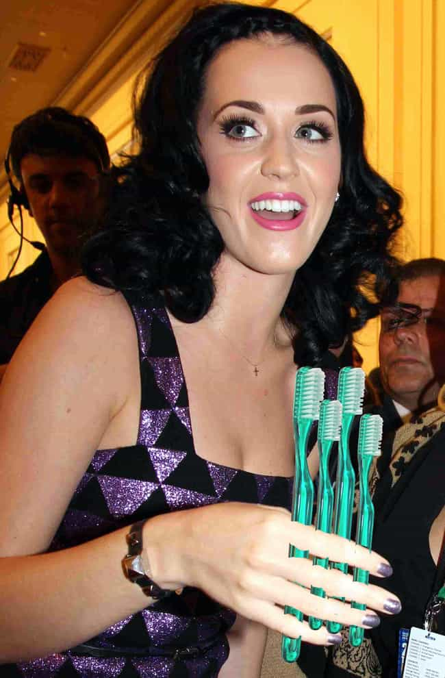 Katy Perry is listed (or ranked) 2 on the list 26 Celebrities Who Vape