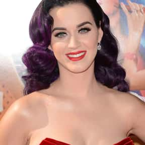 Katy Perry is listed (or ranked) 25 on the list Who Was America's Girlfriend in 2016?