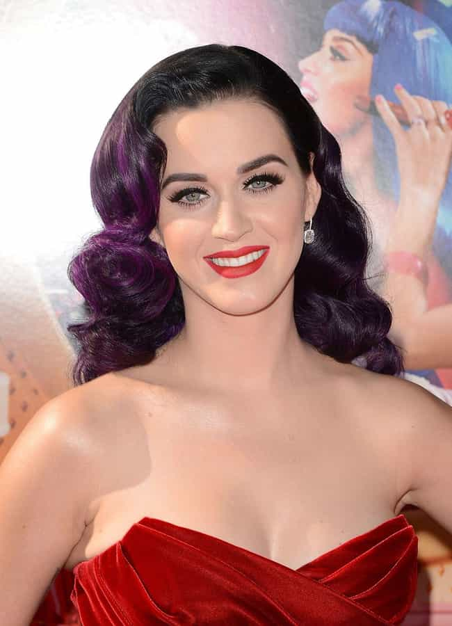 Katy Perry is listed (or ranked) 4 on the list Crazy Celebrity Party Themes You Won't Believe