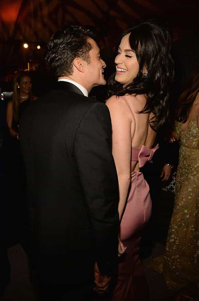 Katy Perry is listed (or ranked) 1 on the list Orlando Bloom's Loves & Hookups
