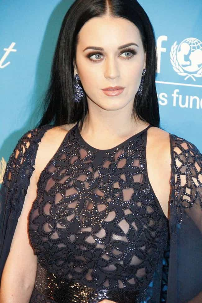 Katy Perry is listed (or ranked) 3 on the list 40 Famous Children of Pastors And Ministers