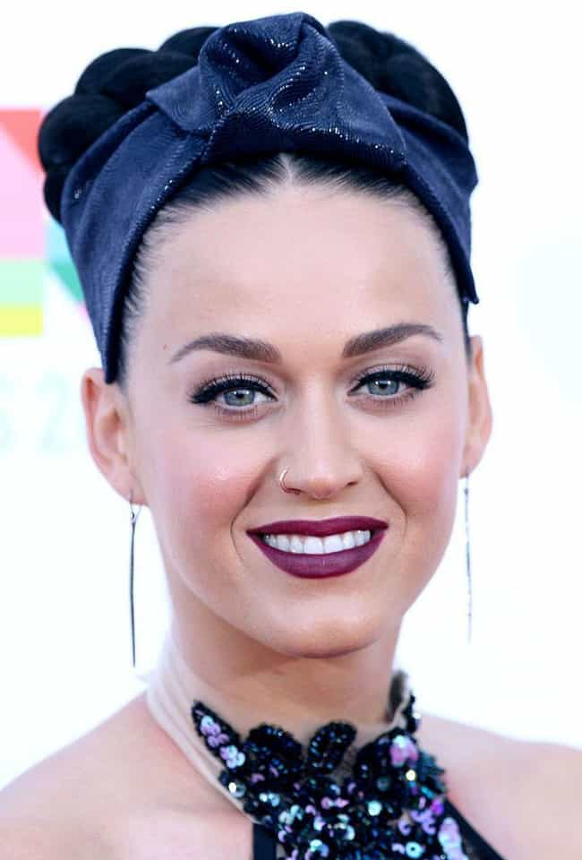 Katy Perry is listed (or ranked) 1 on the list 20 Famous ESFPs