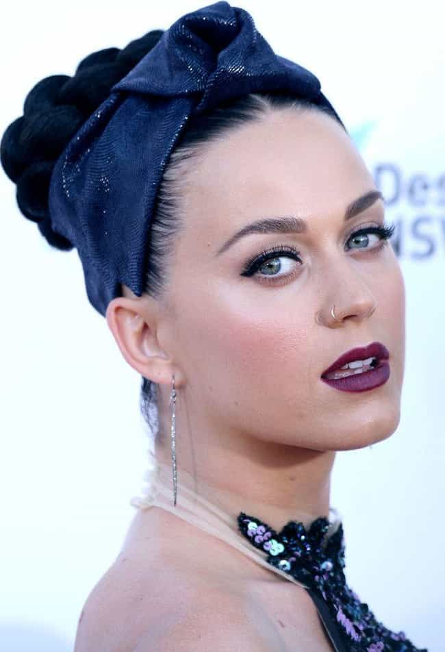 Katy Perry is listed (or ranked) 1 on the list 25 of the Coolest Celebrities with Blogs