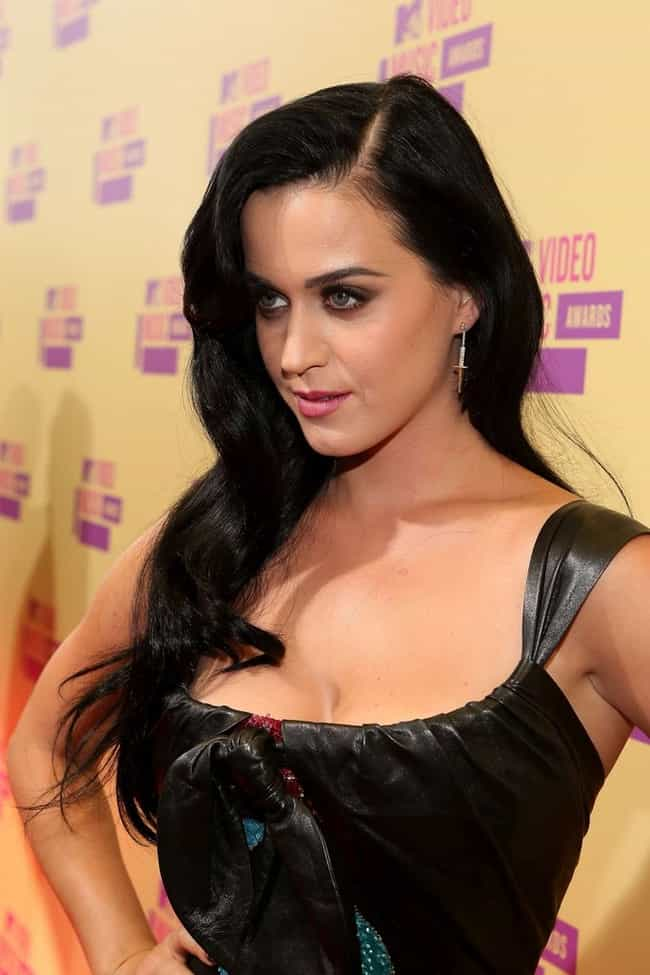 Katy Perry is listed (or ranked) 2 on the list The Top 25 Girls