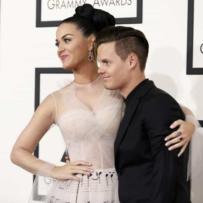 Katy Perry is listed (or ranked) 3 on the list Celebrities Who Took Their Siblings to Awards Shows