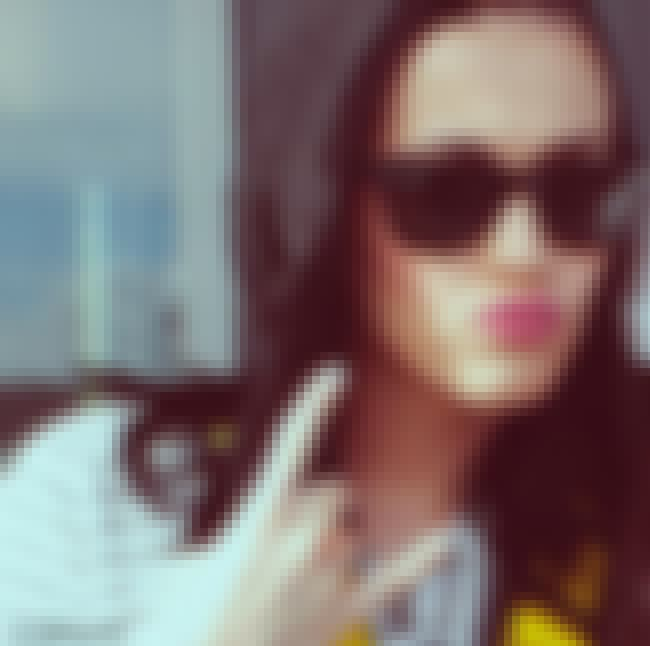 Katy Perry is listed (or ranked) 2 on the list 51 Pictures of Celebrities in Wayfarers