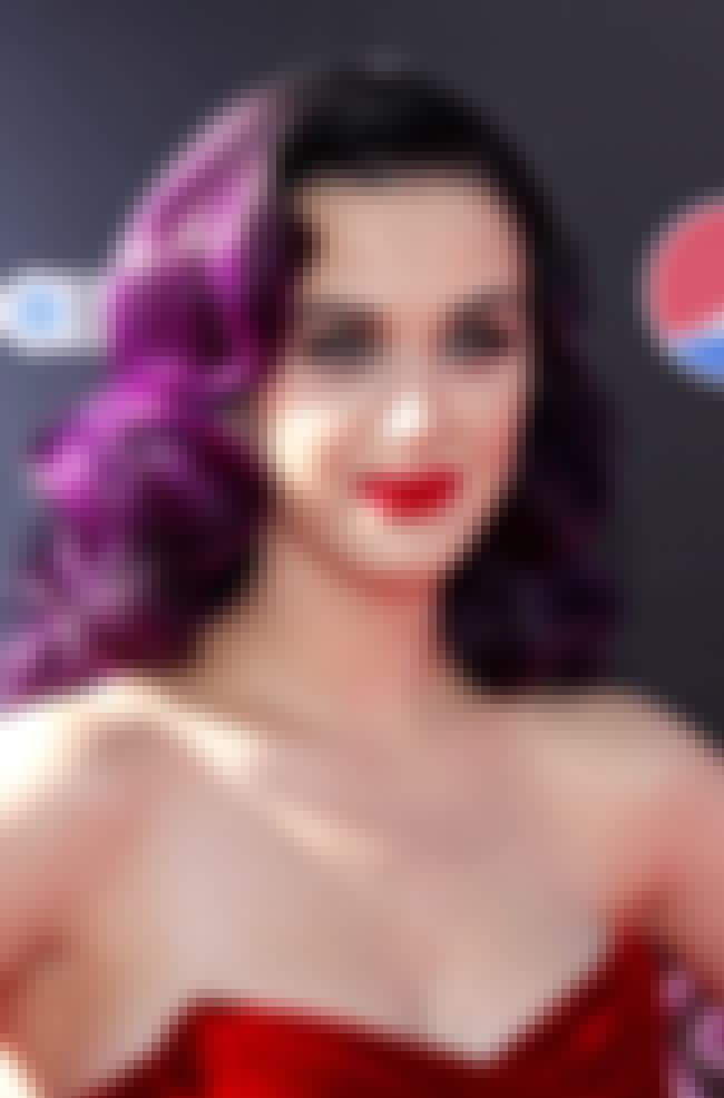 Katy Perry is listed (or ranked) 2 on the list Famous Female Singer-songwriters