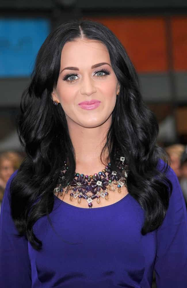 Katy Perry is listed (or ranked) 4 on the list Famous People With OCD