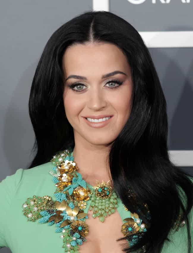 Katy Perry is listed (or ranked) 4 on the list 12 Surprising Stories Behind Famous Stage Names