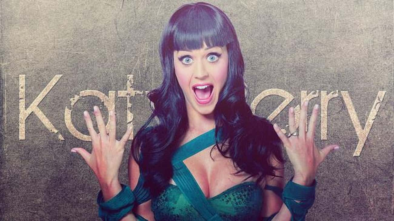 Katy Perry is listed (or ranked) 2 on the list Famous High School Dropouts