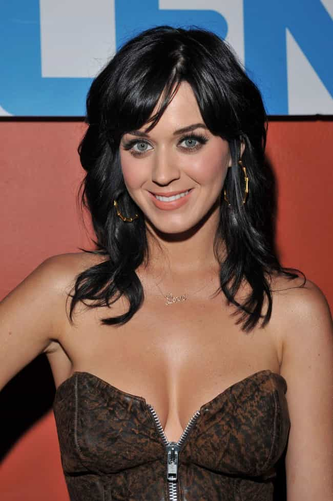 Katy Perry is listed (or ranked) 3 on the list The Hottest Girls Ted Mosby Has Dated, Ranked