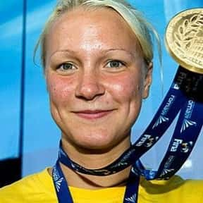 Sarah Sjöström is listed (or ranked) 4 on the list The Best Olympic Athletes in Swimming