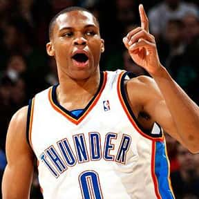 Russell Westbrook is listed (or ranked) 12 on the list The Best NBA Players of 2013