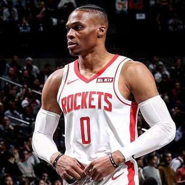 Russell Westbrook is listed (or ranked) 2 on the list The Best Athletes Who Wore #0