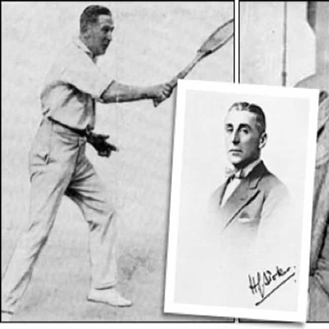 Henry Hugh Gordon Stoker... is listed (or ranked) 8 on the list The Best Tennis Players from Ireland