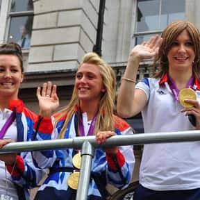 Joanna Rowsell is listed (or ranked) 13 on the list Famous People Named Joanna