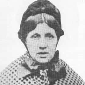 Mary Ann Britland is listed (or ranked) 4 on the list Famous People From Halifax