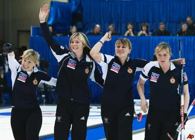 Anne Laird is listed (or ranked) 1 on the list Famous Curlers from Scotland