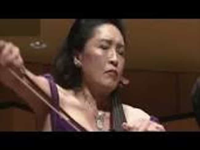 Myung-wha Chung is listed (or ranked) 3 on the list Famous Female Cellists