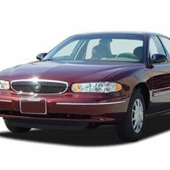 2003 Buick Century Is Listed Or Ranked 1 On The List Of